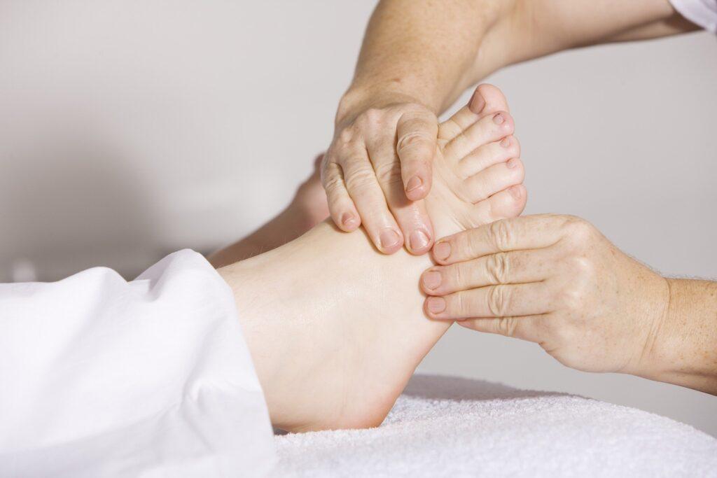 behandeling voet